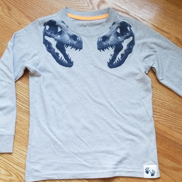 Carter's Other - Carter's, Long Sleeve Tee, Size 6